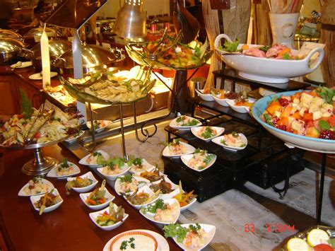 Food Love And Life Buffets International Food Central