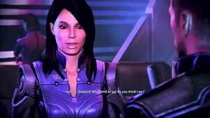 Mass Effect 3: Citadel - Ashley Romance - YouTube