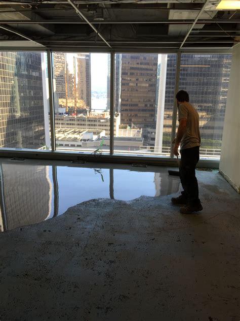 Self Leveling Concrete Ottawa - Concrete Fusion