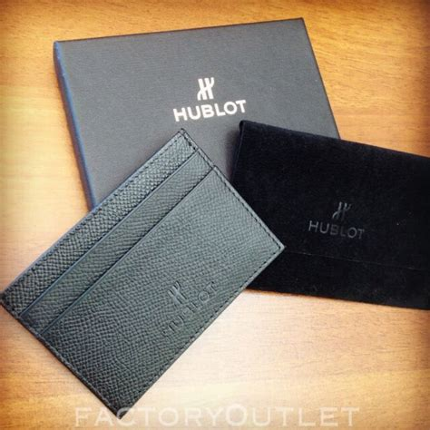 Maybe you would like to learn more about one of these? Hublot CARD HOLDER Black Leather BEST QUALITY 2019 | eBay
