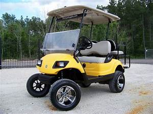 2012 Custom Yamaha Drive Gas Golf Cart 4 Seater    Fully Serviced