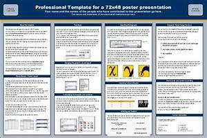 Poster presentationscom 72x48 pro classic for Posterpresentations com templates