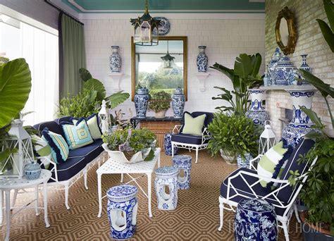 beautiful outdoor living spaces   hamptons
