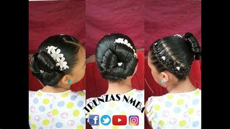 Peinados Graduacion Niñas