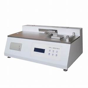 Static and Dynamic Friction Tester Malaysia | COF Test