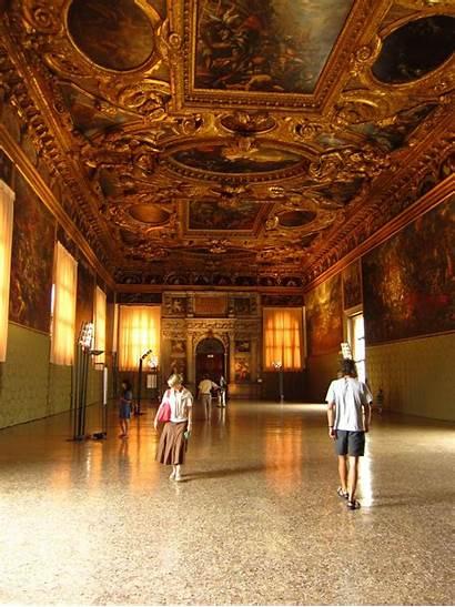 Palace Venice Interior Doge Amazing Doges