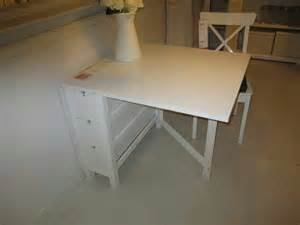 nice ikea folding dining table on norberg wall mounted