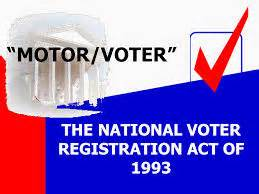 How Motor Voter Could Stall