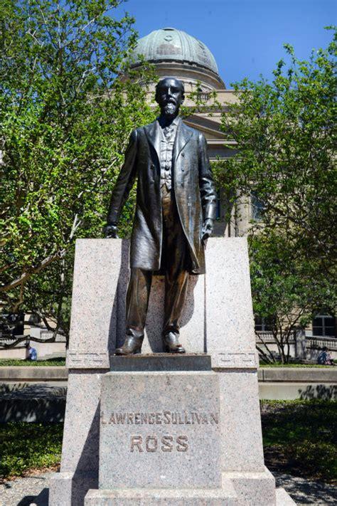 lawrence sullivan ross aka sully landmarks statues