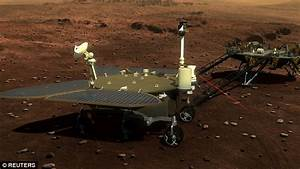 China unveils Mars rover concept for 2020   Daily Mail Online