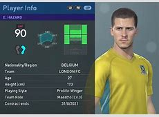 PES 2019 Best players on Master League RealSport
