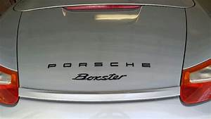 Porsche Boxster S Emblem : replaced broken trunk emblem 986 forum for porsche ~ Kayakingforconservation.com Haus und Dekorationen