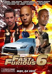 Fast And Furious Affiche : nouveau fan art fast and furious 6 blog fast furious ~ Medecine-chirurgie-esthetiques.com Avis de Voitures