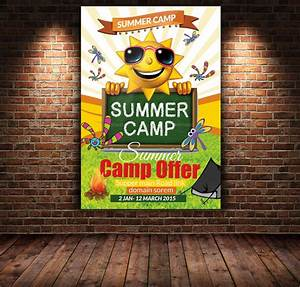 13 Summer Camp Flyer Templates To Download Sample Templates