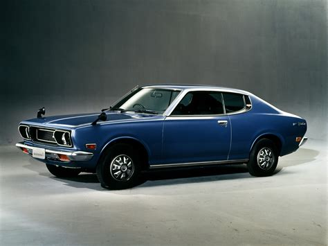 Datsun Coupe by Datsun Bluebird U Coupe 610 08 1971 08 1973
