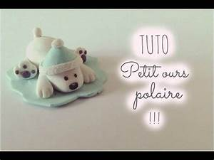 Tuto Pate Fimo : tuto fimo petit ours polaire youtube pate fimo ~ Dode.kayakingforconservation.com Idées de Décoration