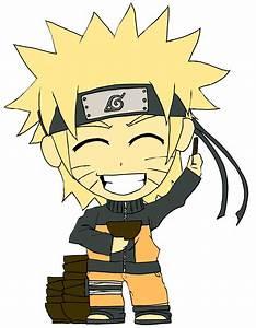 Chibi: Naruto Uzumaki by animereviewguy on DeviantArt