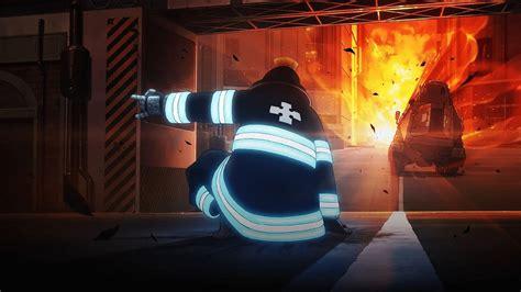 fire force worth watching taka
