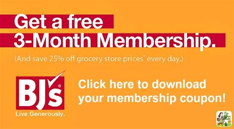 Get big savings with a FREE 90-Day BJ's Wholesale Club ...