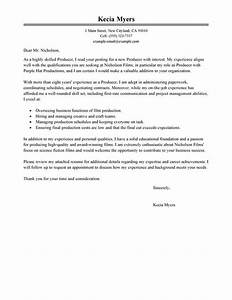 government cover letter template best media entertainment cover letter examples livecareer
