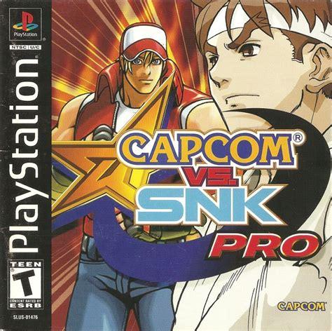 capcom  snk pro  arcade  mobygames