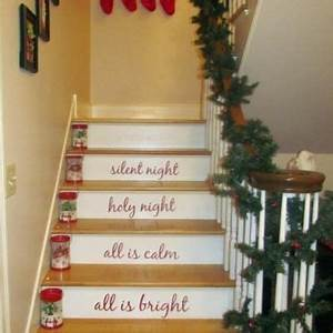 117 best seasonal staircases images on Pinterest