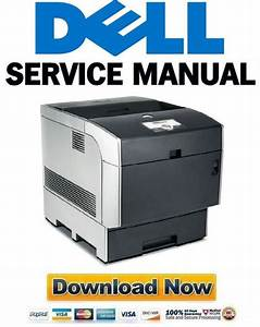 Dell 5100cn Service Manual Repair Guide