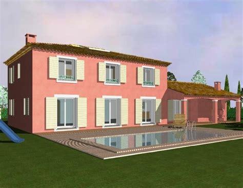 Plan De Maison Contemporaine Aix En Provence
