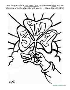 May 09, 2019 · make this year's easter sunday an adventure with our printable easter egg hunt clues for kids. St. Patrick's Day Coloring Pages PDF (Religious ...