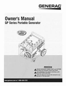 Generac Gp5500 Manual By Popunder Net