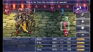 Final Fantasy V Shakes Its Butz On To Steam GamesNosh