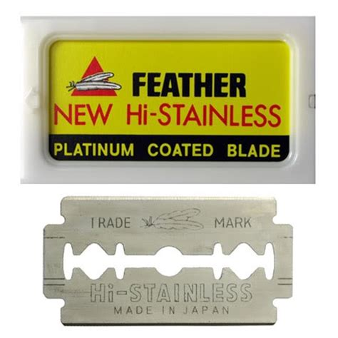 choose double edge razor blades