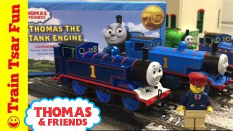 70th anniversary the tank engine limited edition hornby oo locomotive train youtube
