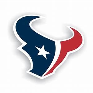 Houston Texans Vinyl Magnet Set - Texans Logo