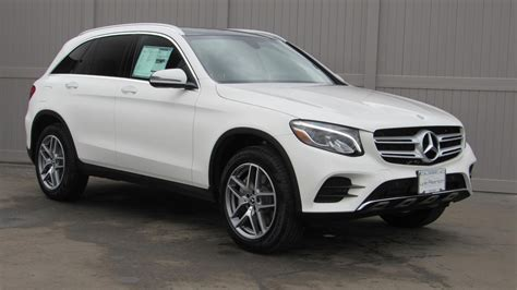 Mercedes me is the ultimate resource, putting control of your vehicle in the palm of your hand. New 2019 Mercedes-Benz GLC GLC 300 4MATIC® SUV SUV in Boise #19M1291 | Mercedes-Benz of Boise