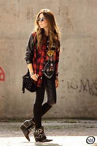 How to Dress Punk? 25 Cute Punk Rock Outfit Ideas for Girls
