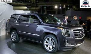 Cadillac Escalade 2017 prices and specifications in Saudi