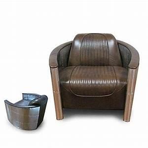 Fauteuil Crapaud Cuir : fauteuil en cuir design chez myfab paperblog ~ Teatrodelosmanantiales.com Idées de Décoration