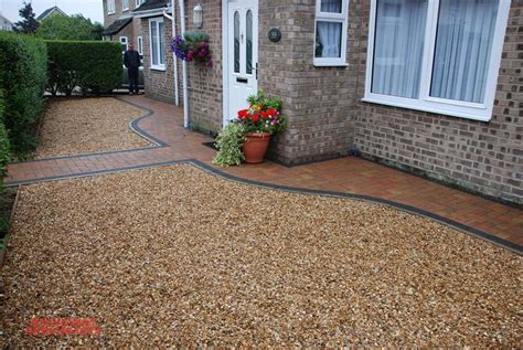 gravel paving imprint concrete paving and gravel covering dublin kildare meath and wicklow