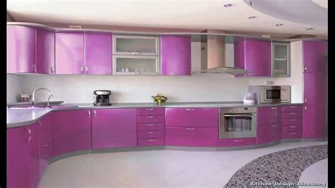 les cuisines modernes ديكورات مطابخ المنيوم 2016 les cuisines modernes