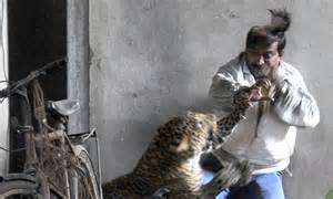amazing moment  passer   indian city  scalped