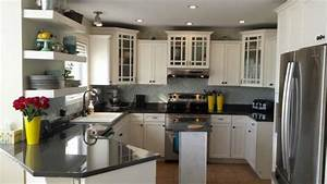 11 gorgeous ways to transform your backsplash without With kitchen colors with white cabinets with how do i get an uber sticker