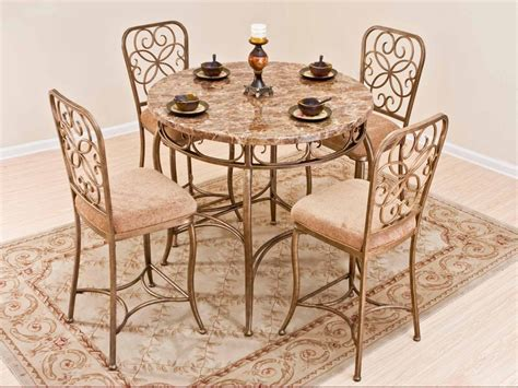Kitchen Table Sets Wrought Iron by Dining Room Dining Room Sets From Iron Wrought Iron Patio