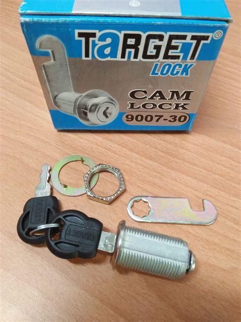 target wooden furniture cam lock