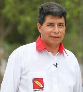 He attained prominence as a leading figure in the 2017 teacher strike in peru. Pedro Castillo: Gobierno de Perú Libre respetará la riqueza y la propiedad privada