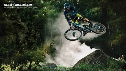 Mountain Bike 4k Downhill Rocky Bikes Backgrounds