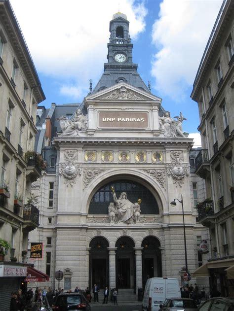 bnp paribas siege siège historique du comptoir national d 39 escompte bnp
