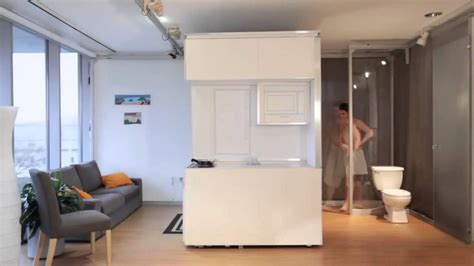 smart furniture  small apartments youtube