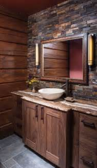 rustic bathroom designs 20 gorgeous rustic bathroom decor ideas to try at home the in