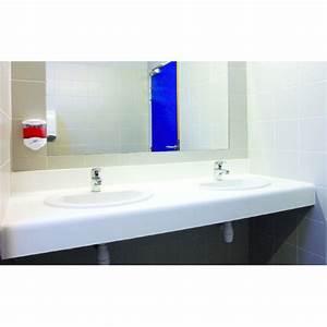 Plan De Toilette Bois : plans de toilette en stratifi postform france equipement ~ Dailycaller-alerts.com Idées de Décoration